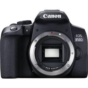 Digitálny fotoaparát Canon EOS 850D tělo (3925C001) čierny