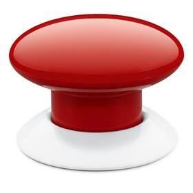 Tlacitko Fibaro Button pro Apple HomeKit (FGBHPB-103) červené