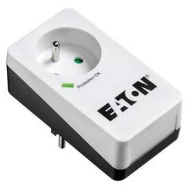 Prepäťová ochrana Eaton Protection Box 1x zásuvka (PB1F) čierna/biela