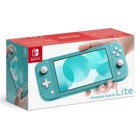 Herná konzola Nintendo Switch Lite (NSH105) modrá