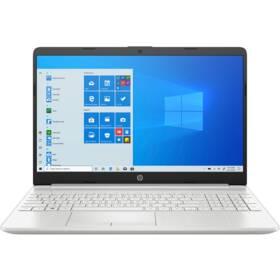 Notebook HP 15-dw2601nc (26F04EA#BCM) strieborný