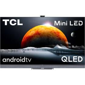 Televízor TCL 65C825 strieborná