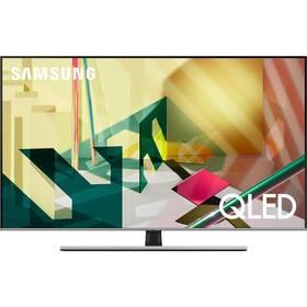 Televízor Samsung QE55Q77TA strieborná