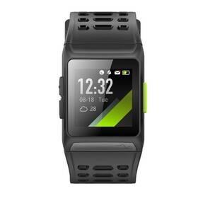 Fitness náramok Umax U-Band P1 GPS (UB511) čierny