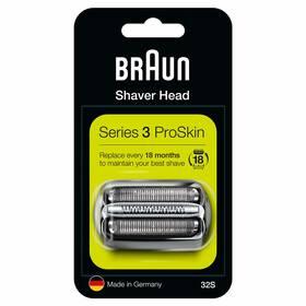 Príslušenstvo pre holiace strojčeky Braun Series3 - 32S Micro comb strieborné