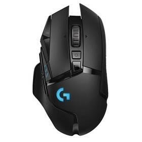 Myš Logitech Gaming G502 Lightspeed Wireless (910-005567) čierna