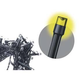 Spojovacie reťaz EMOS 100 LED krápník, 2,5m teplá bílá (1534990040)
