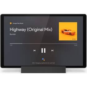 Tablet Lenovo Tab M10 Plus 128 GB + nabíjecí stanice (ZA5W0188CZ) sivý