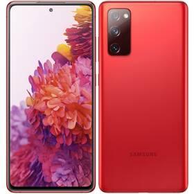 Mobilný telefón Samsung Galaxy S20 FE (SM-G780GZRDEUE) červený