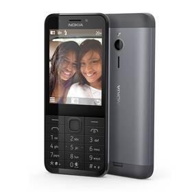 Mobilný telefón Nokia 230 Dual SIM (A00026952) čierny