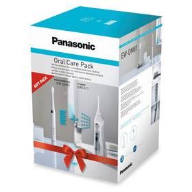 Set výrobkov Panasonic EW-DM81 + EW1411 strieborný/biely