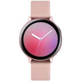 Inteligentné hodinky Samsung Galaxy Watch Active2 44mm SK (SM-R820NZDAXSK) ružové