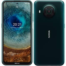 Mobilný telefón Nokia X10 5G (101SCALTH030) zelený