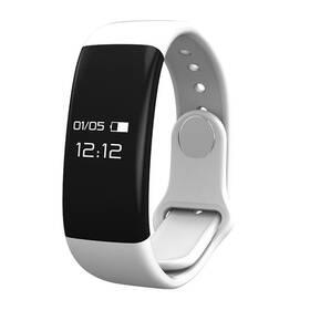 Fitness náramok CUBE 1 H30 (NEOSCUH30X051) biely