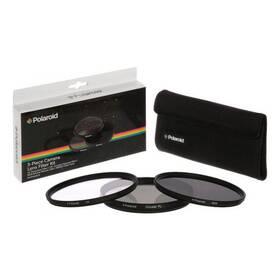 Filter Polaroid 62mm (UV MC, CPL, ND9) set 3ks (PL3FILND62)