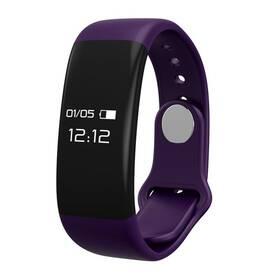 Fitness náramok CUBE 1 H30 (NEOSCUH30X053) fialový