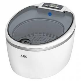 Ultrazvuková čistička AEG USR 5659 biela