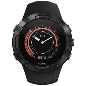 GPS hodinky Suunto 5 - All black (SS050299000)