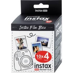 Instantný film Fujifilm Instax Mini film 4 pack (10x4) (70100111117)