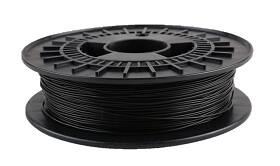 Tlačová struna (filament) Filament PM 1,75 TPE32, 0,5 kg (F175TPE32_BK) čierna