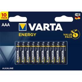 Batéria alkalická Varta Energy AAA, LR03, blistr 10ks (4103229491)