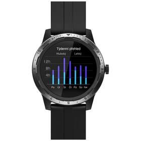 Inteligentné hodinky Niceboy X-fit Coach GPS (xfit-coach) čierny
