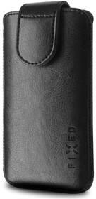Púzdro na mobil FIXED Sarif 5XL+ (RPSFM-001-5XL+) čierne