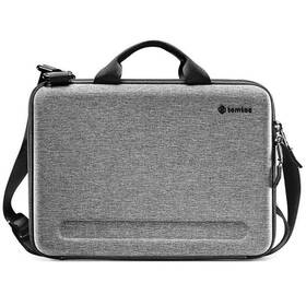 "Brašna na notebook tomtoc Smart Messenger na 13"" MacBook Pro / Air (2016+) (TOM-A25-C02G) sivá"