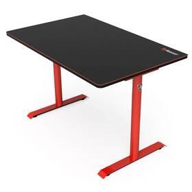 Herný stôl Arozzi Arena Leggero 114 x 72 cm (ARENA-LEGG-RED) čierny/červený