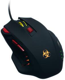 Myš Connect IT Biohazard (CI-191) čierna