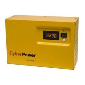Záložný zdroj Cyber Power Systems Emergency Power System (EPS) 600VA/420W (CPS600E_1)