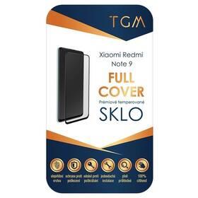 Tvrdené sklo TGM Full Cover na Xiaomi Redmi Note 9 (TGMXIAREDNOT9) čierne