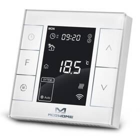 Termostat MCO Home pro vodní topení a kotle V2, Z-Wave Plus (MCO-MH7H-WH) biely