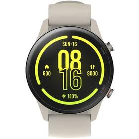 Inteligentné hodinky Xiaomi Mi Watch (30258) béžové