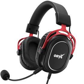 Headset Niceboy ORYX X700 Legend (oryx-x-700-legend) čierny