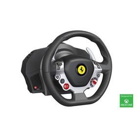 Volant Thrustmaster TX Ferrari 458 Italia pro Xbox One, One X, One S, Series, PC + pedály (4460104) čierny