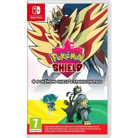 Hra Nintendo SWITCH Pokémon Shield + Expansion Pass (NSS561)