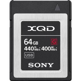 Pamäťová karta Sony XQD G 64 GB (440R/400W) (QDG64F.SYM)
