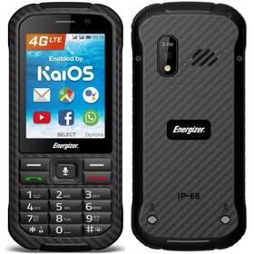 Mobilný telefón Energizer Hardcase H280S LTE (TELENTH280SBK) čierny