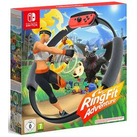 Hra Nintendo SWITCH Ring Fit Adventure (NSS620)