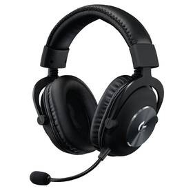 Headset Logitech G Pro (981-000812) čierny