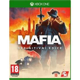 Hra 2K Games Xbox One Mafia I Definitive Edition