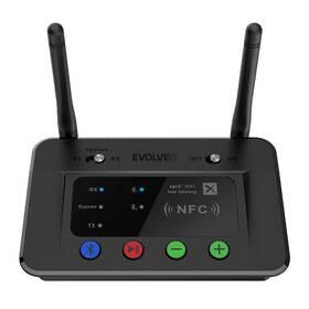 Adaptér Evolveo AudioConverter XS, DAC s Bluetooth vysílačem a přijímačem 2v1 (ACXS-DAC-BT)