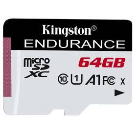 Pamäťová karta Kingston Endurance microSDXC 64GB (95R/30W) (SDCE/64GB)