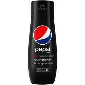 Príchuť pro šumivú vodu SodaStream Pepsi MAX 440 ml