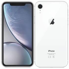 Mobilný telefón Apple iPhone XR 128 GB - white (MH7M3CN/A)