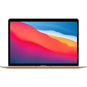 "Notebook Apple MacBook Air 13"" M1 512 GB - Gold SK (MGNE3SL/A)"