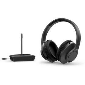Slúchadlá Philips TAH6005BK/10 (TAH6005BK/10) čierna