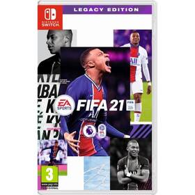 Hra Nintendo SWITCH FIFA 21 Legacy Edition (NSS19821)