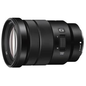 Objektív Sony E PZ 18-105 mm f/4.0 G OSS čierny